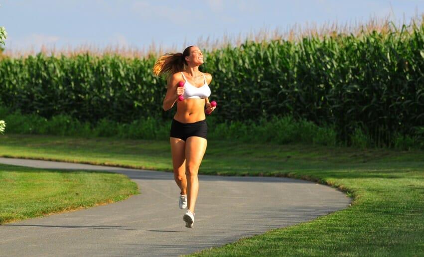 La course a pied, allié pour maigrir