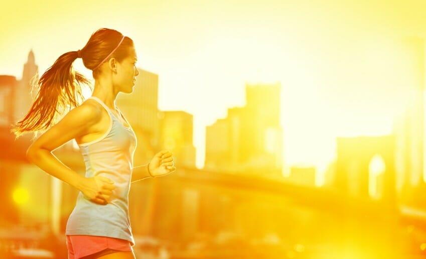 Courir : une méthode pour perdre du ventre