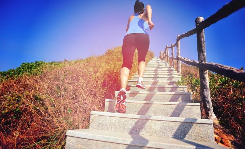 Faire de l'exercice pendant votre régime