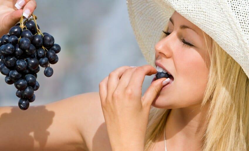 Le raisin, ne lui lachez pas la grappe