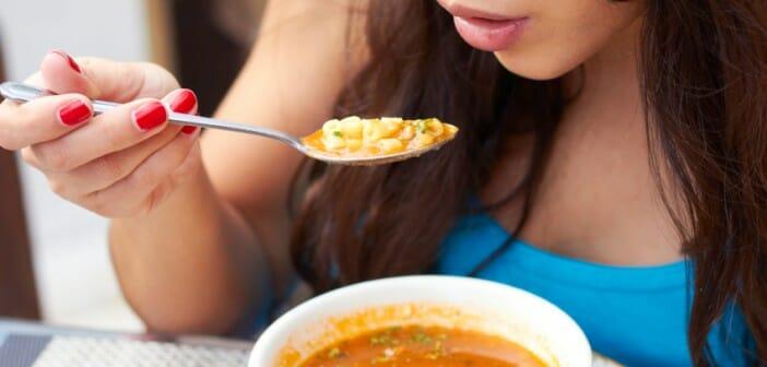 Les bienfaits de la soupe