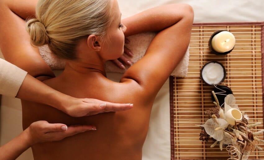 Les massages sont positifs pour la ligne