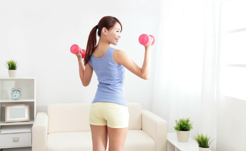 Savoir comment maigrir à la maison