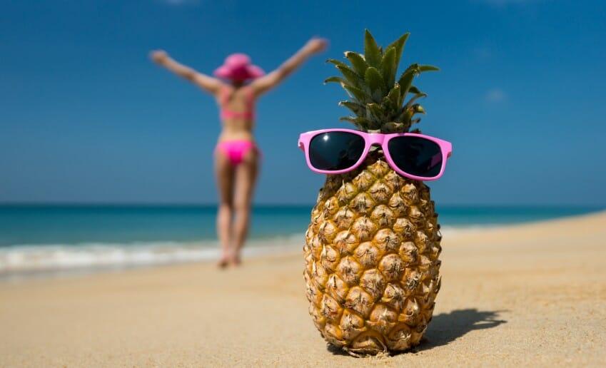 L'ananas fait il maigrir