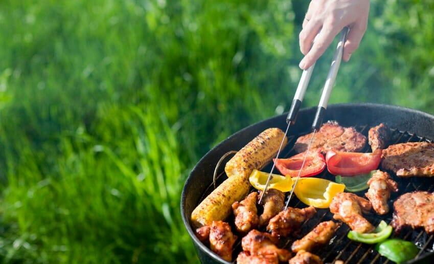 Griller ses aliments pour perdre du poids