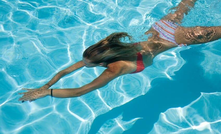 La natation pour maigrir