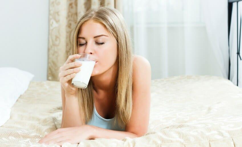 Le lait pour maigrir un allié de taille