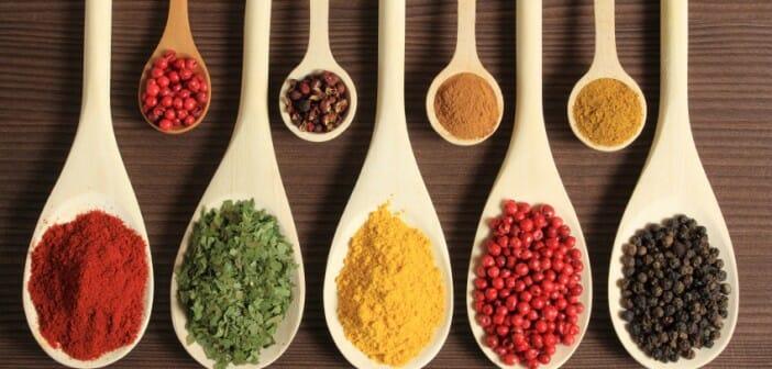 Les épices : bien les choisir pour maigrir