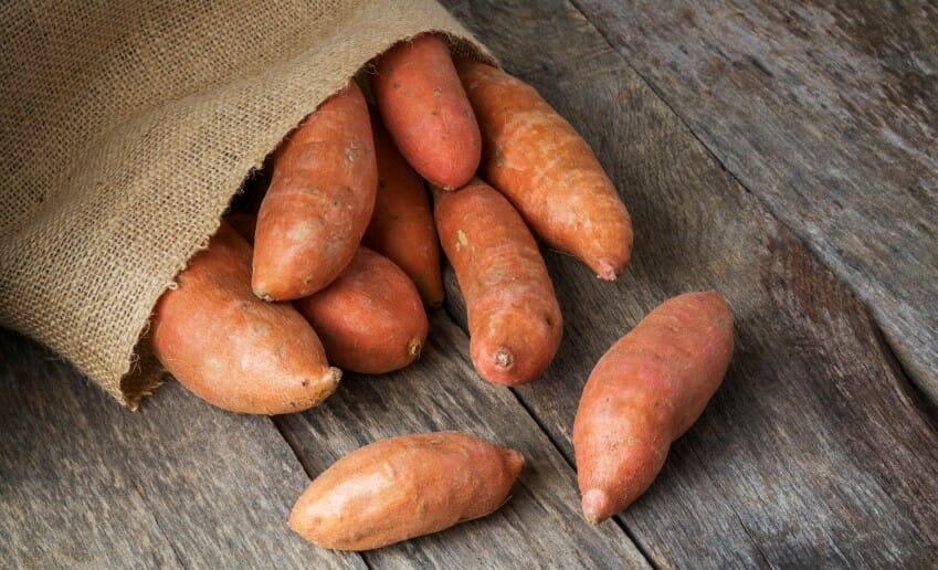 Les vertus nutritives de la patate douce