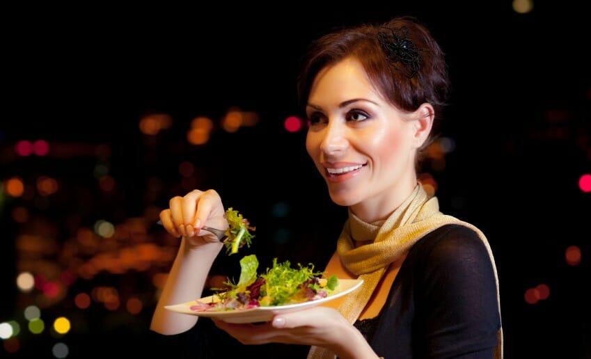 Manger léger le soir pour perdre du poids