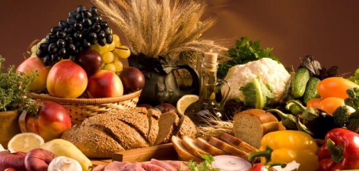 Les différentes familles alimentaires