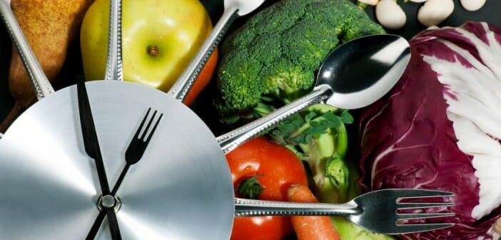 Mangez à la même heure !