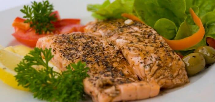 Menu de régime protéiné