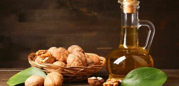 huile de noix fait elle grossir