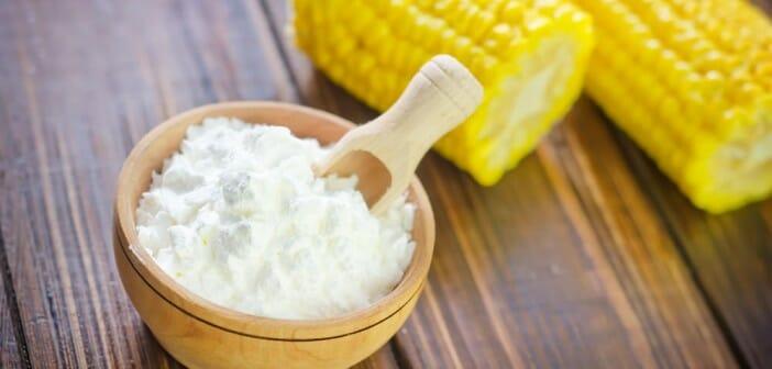 perte de poids de la fécule de maïs