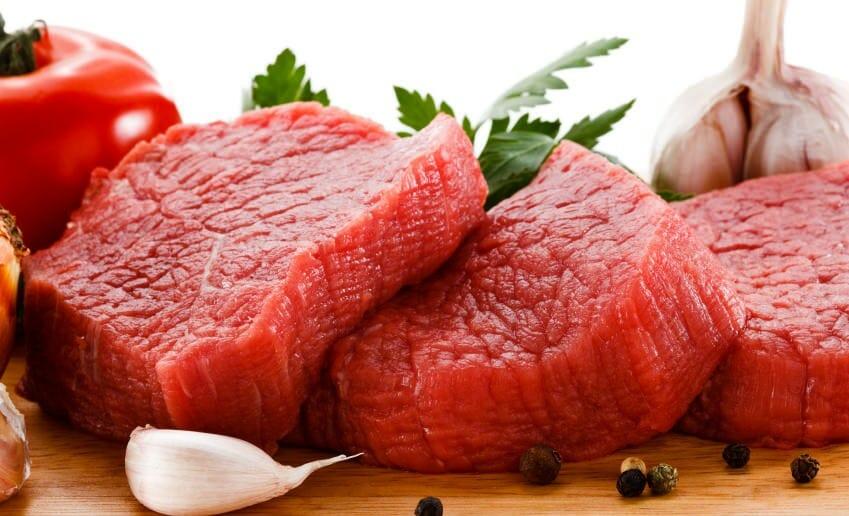 La viande de boeuf pour maigrir