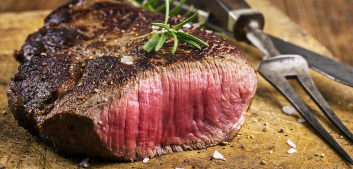 La viande rouge est-elle calorique ?