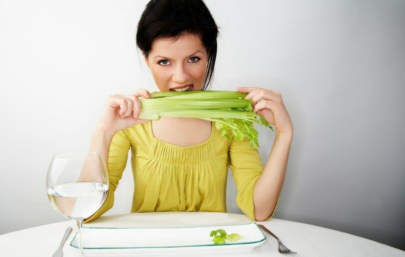 Le céleri, un aliment pour maigrir ?