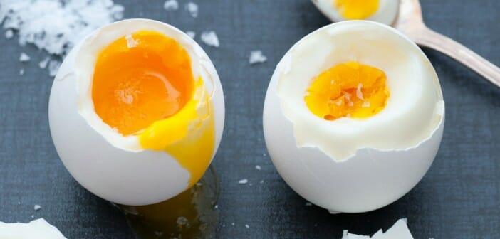 Le jaune d'œuf est-il gras ?