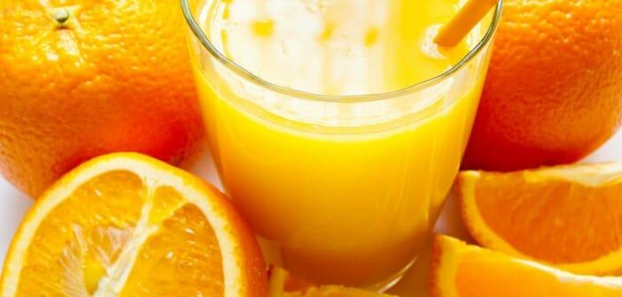 Le jus d'orange est-il mauvais pour la ligne ?