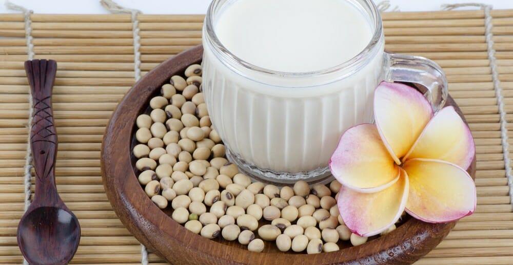 Le lait de soja fait il maigrir ?