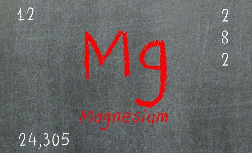 Le magnésium et ses effets sur la ligne