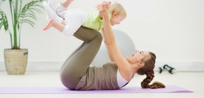 Les abdos après l'accouchement