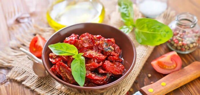 Les tomates séchées, un allié pendant un régime ?