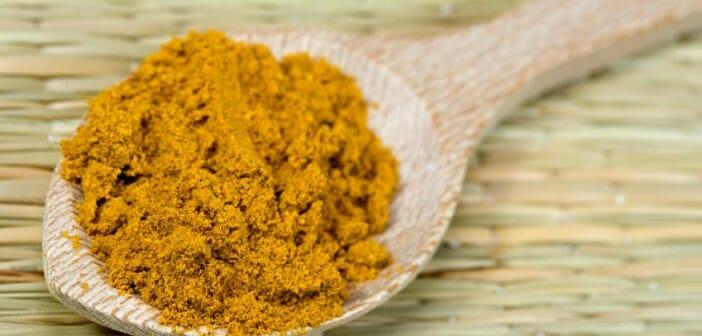 Les vertus minceur du curry