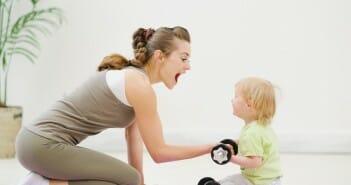 Perdre du poids après l'allaitement