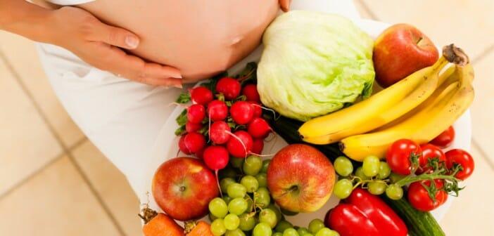 Que manger pendant la grossesse