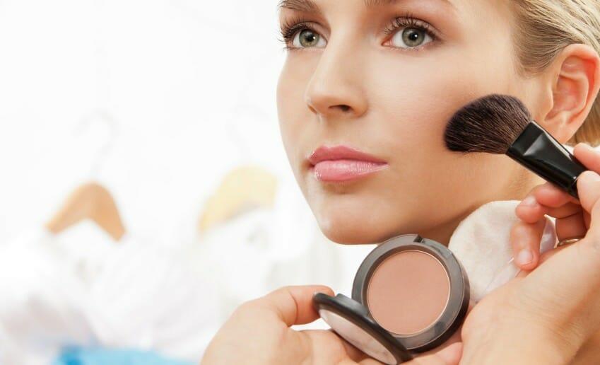 Quelle partie du visage ne faut-il pas maquiller ?