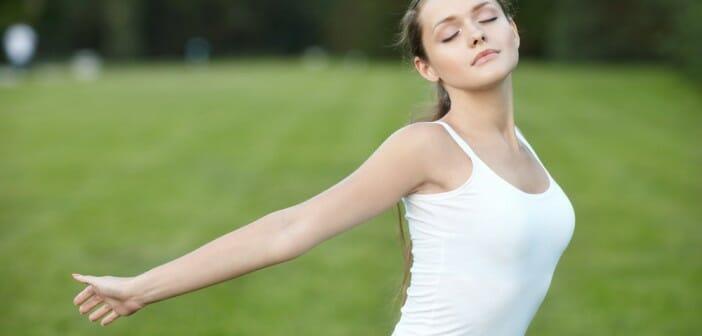 Des exercices de respiration pour maigrir