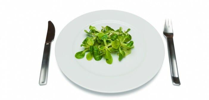 Diminuer les portions pour maigrir