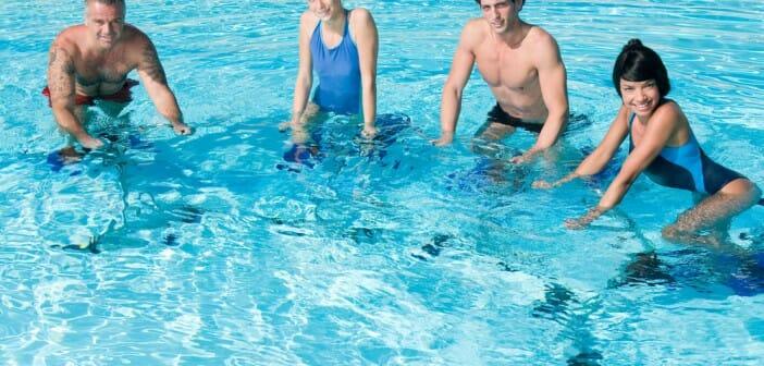 L'aquabiking fait il maigrir
