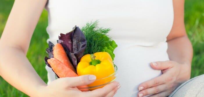 Les besoins caloriques d'une femme enceinte