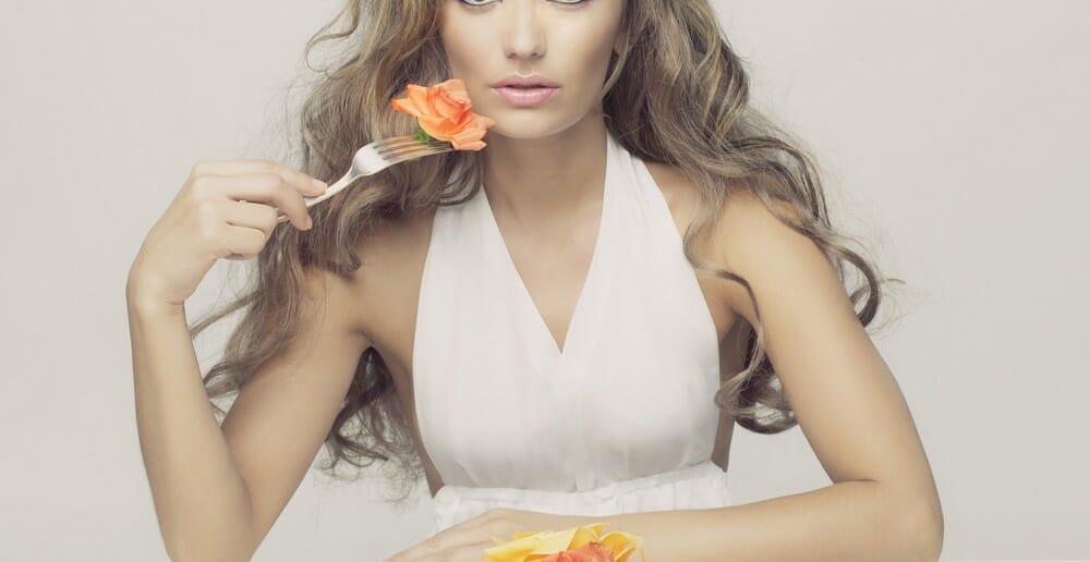 Manger des fleurs : la nouvelle tendance minceur
