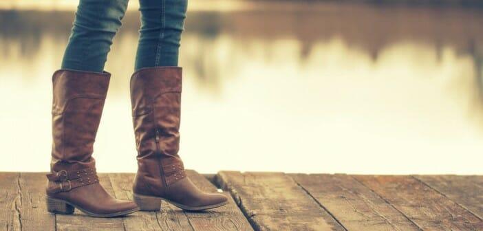 Porter des bottes quand on est ronde, bonne idée ?