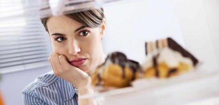 Résister la tentation de manger