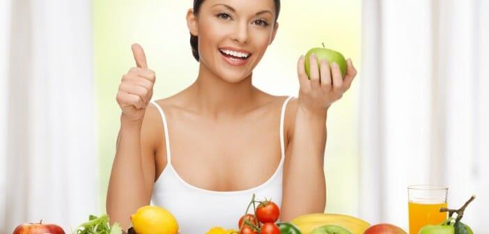 Faire un régime équilibré pour maigrir