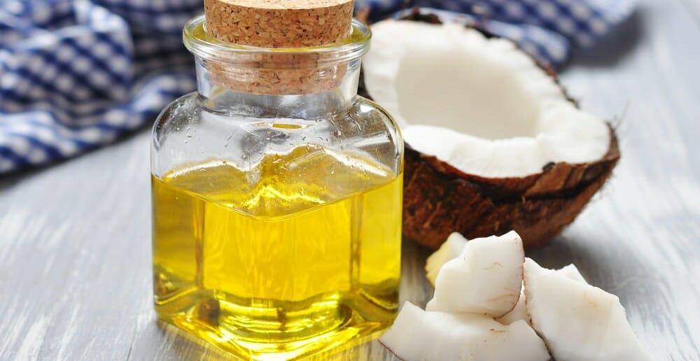 L'huile de noix de coco pour maigrir