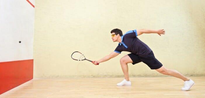 le squash pour maigrir