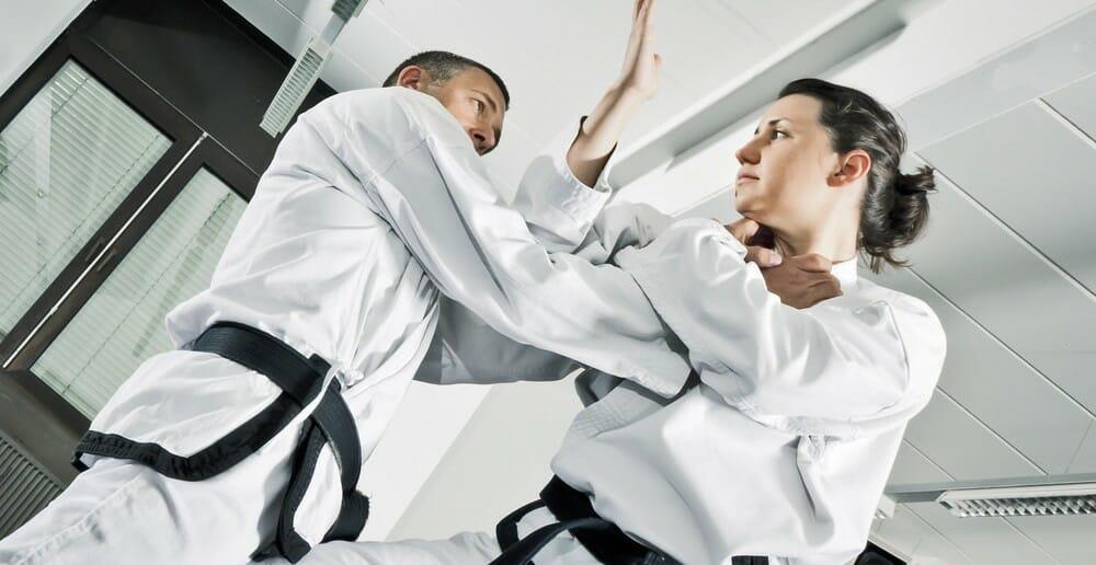 Les arts martiaux font-ils maigrir ?
