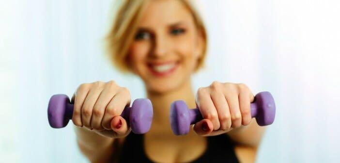 Les flexions pour maigrir