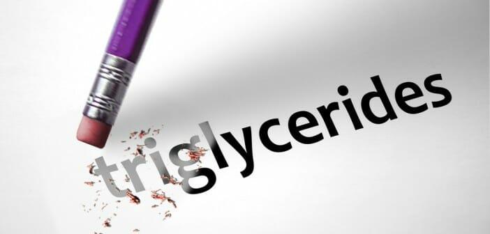 Les triglycérides et la perte de poids