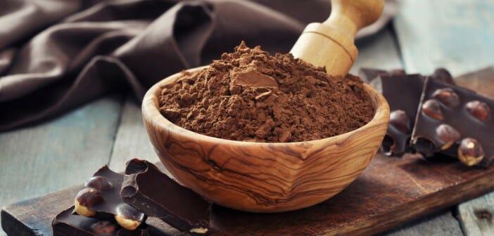 La caroube, une alternative minceur au chocolat