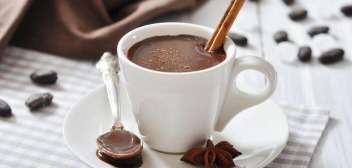 Le chocolat chaud fait-il grossir ?