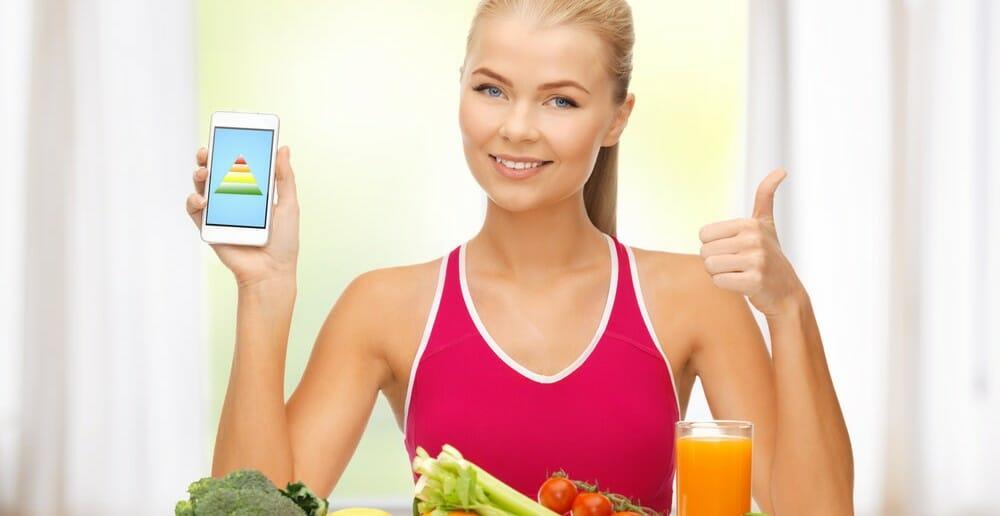 Les applications mobiles pour maigrir