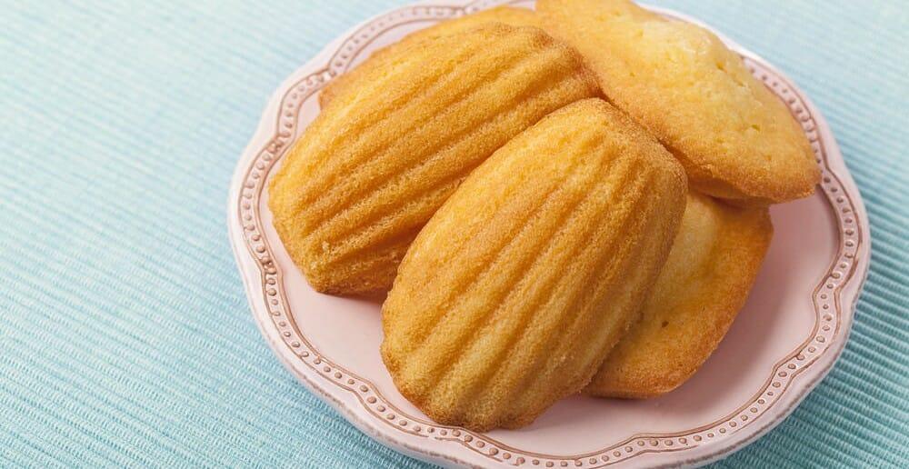 Les madeleines sont-elles caloriques ?