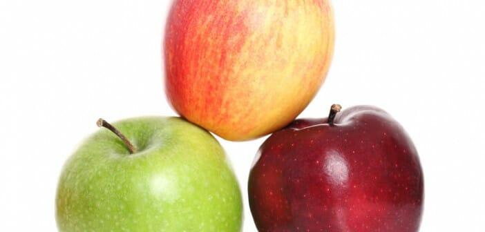 Maigrir en mangeant 3 pommes par jour - Le blog Anaca3.com